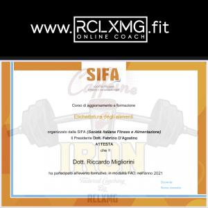 Etichettatura alimenti Sifa